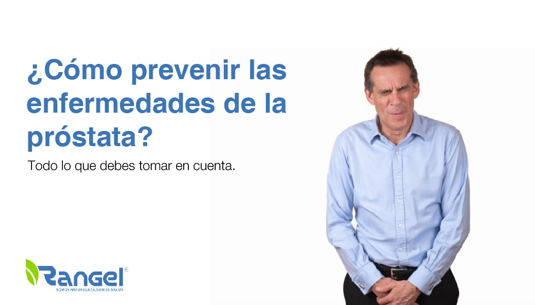 Prevenir los problemas de la próstata