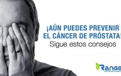 Aún puedes prevenir el cáncer de Próstata: Sigue estos consejos