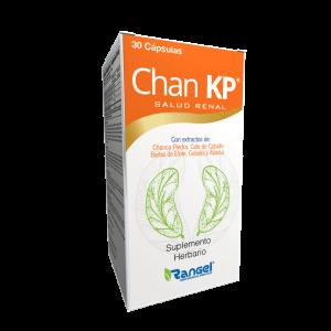 Chan KP para piedras en el riñon