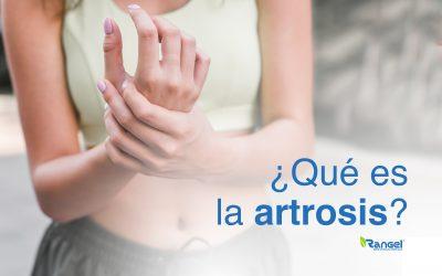 ¿Qué es la Artrosis?