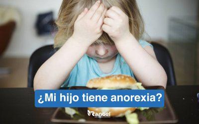 ¿Existe la anorexia en niños?