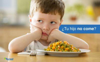 5 maneras de lidiar con los trastornos alimenticios en niños.