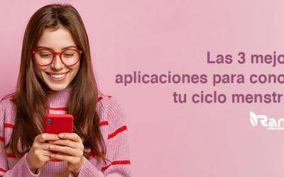 Las 3 mejores apps para conocer tus días fértiles