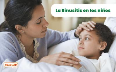 ¿Cómo saber si tu hijo tiene sinusitis?