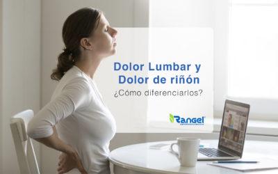 Dolor lumbar y dolor de riñón ¿Cómo diferenciarlos?